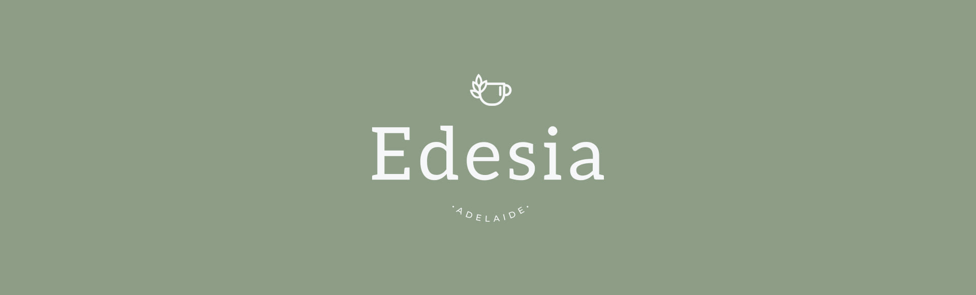 Edesia website banner
