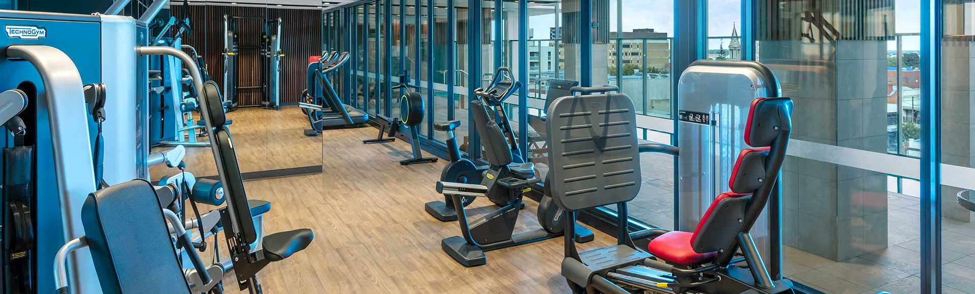 Well equipped fitness centre by Avani Adelaide