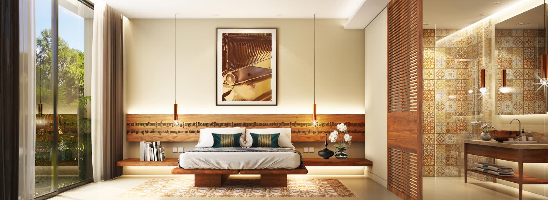 Deluxe Room at FCC Angkor, Managed by Avani Hotels & Resorts