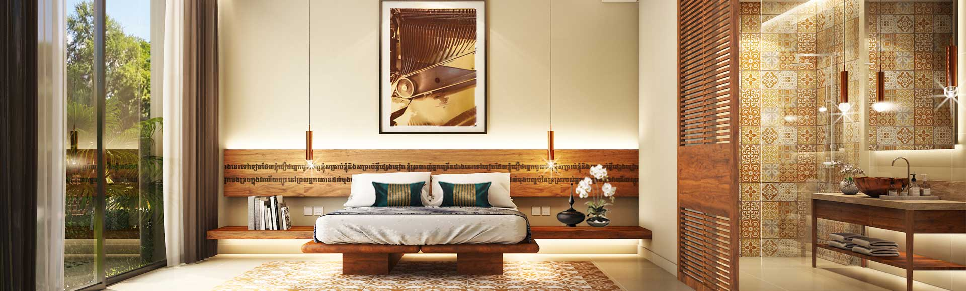 Avani Deluxe Room at FCC Angkor, Managed by Avani Hotels & Resorts