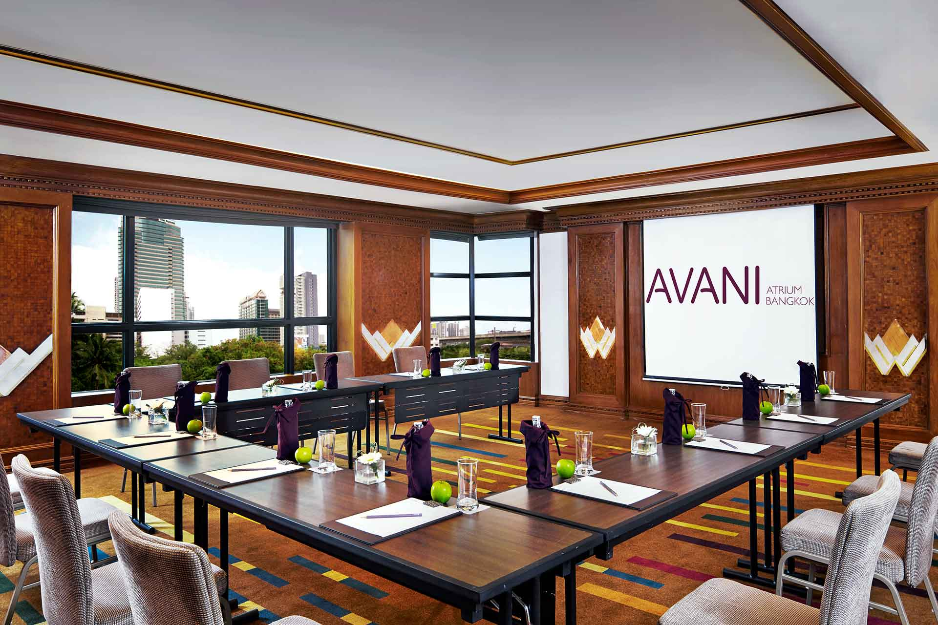 Photos of AVANI Atrium Bangkok tubtim meeting area