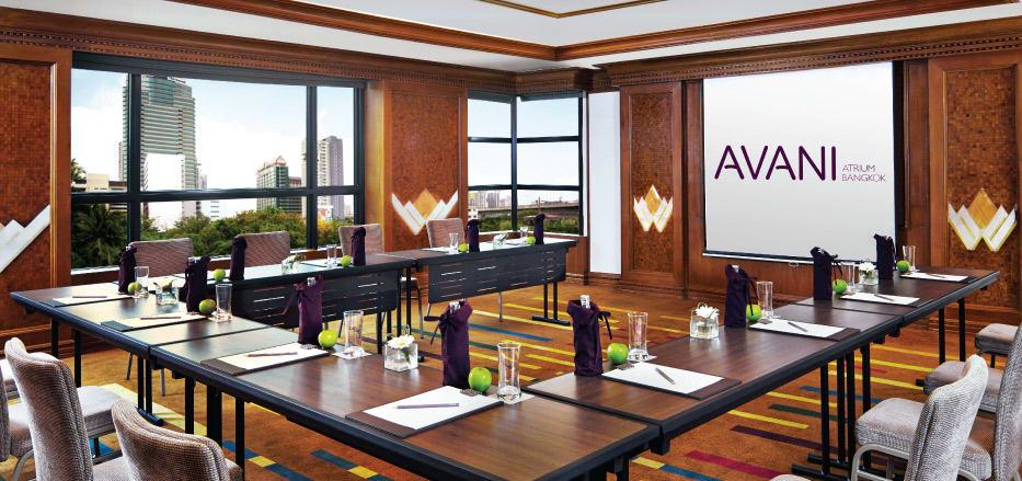AVANI Atrium Bangkok Meeting Rooms