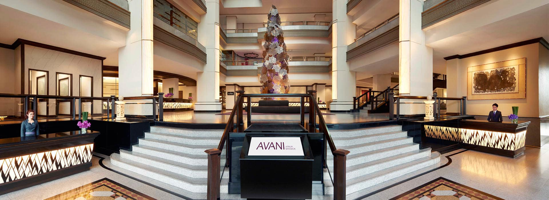 Enjoy best hotel deals Bangkok with AVANI Atrium