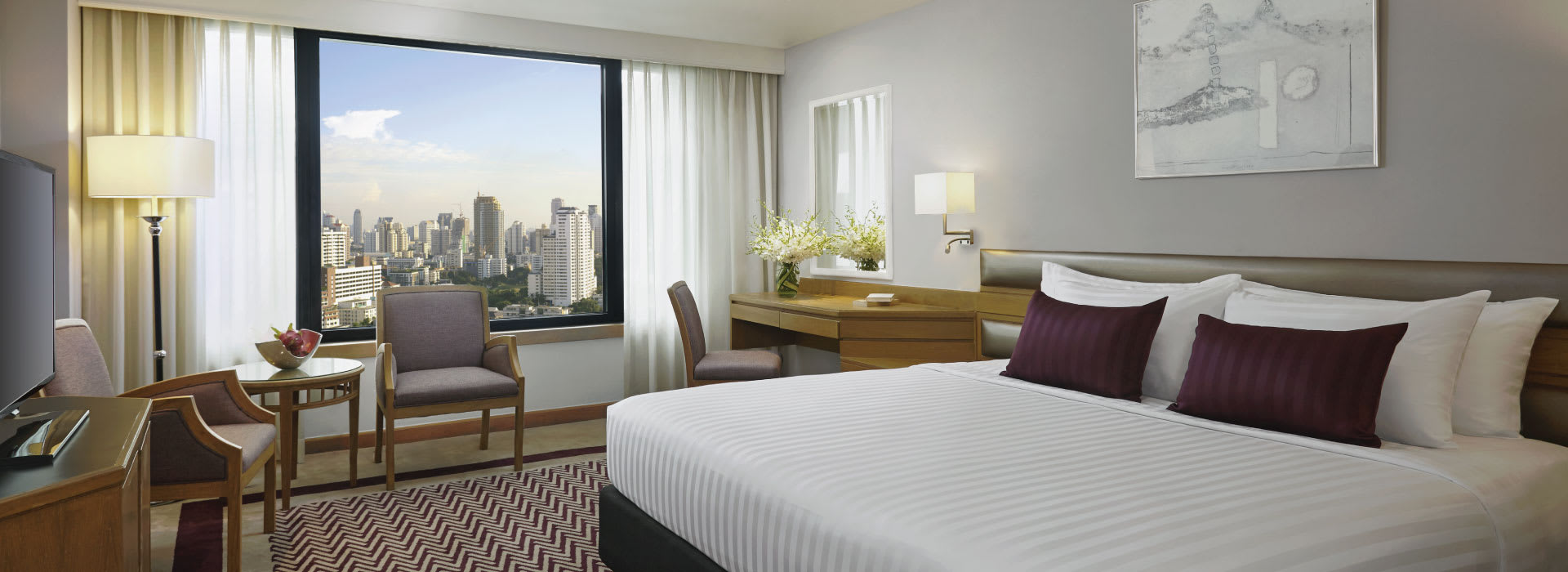 Amazing Hotel Deals Bangkok for accommodation