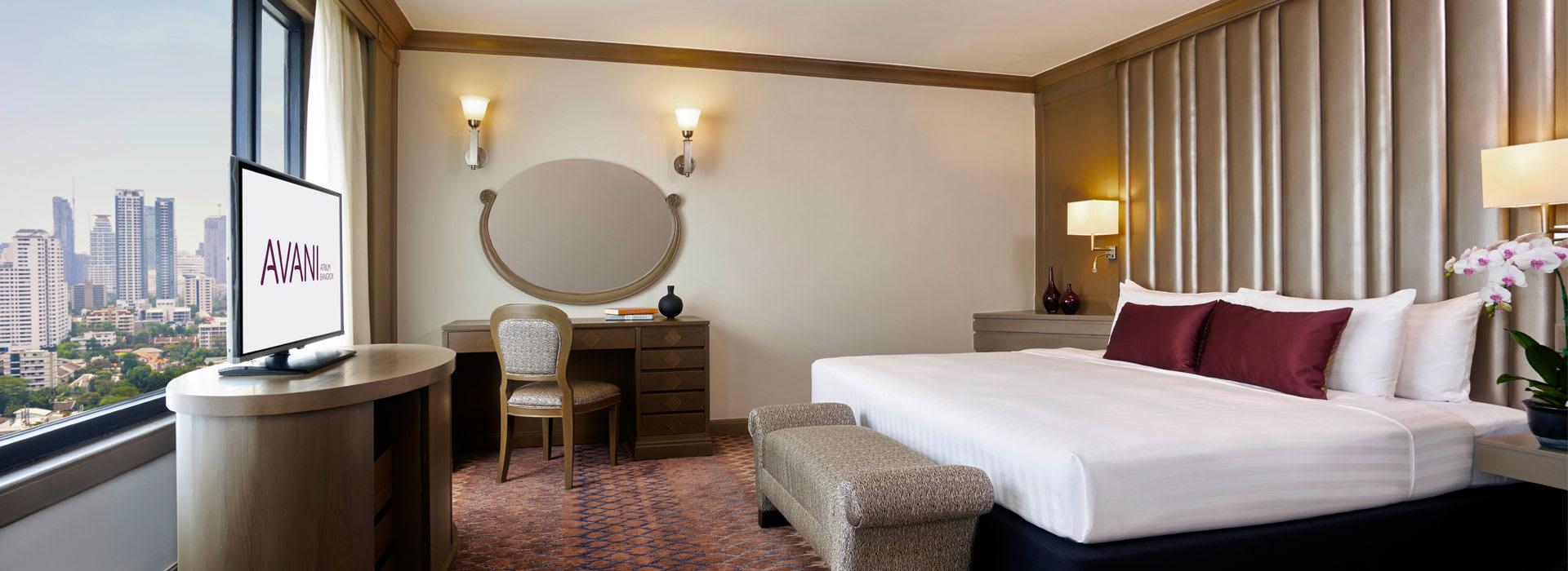 Executive Suite of Bangkok city hotels by AVANI