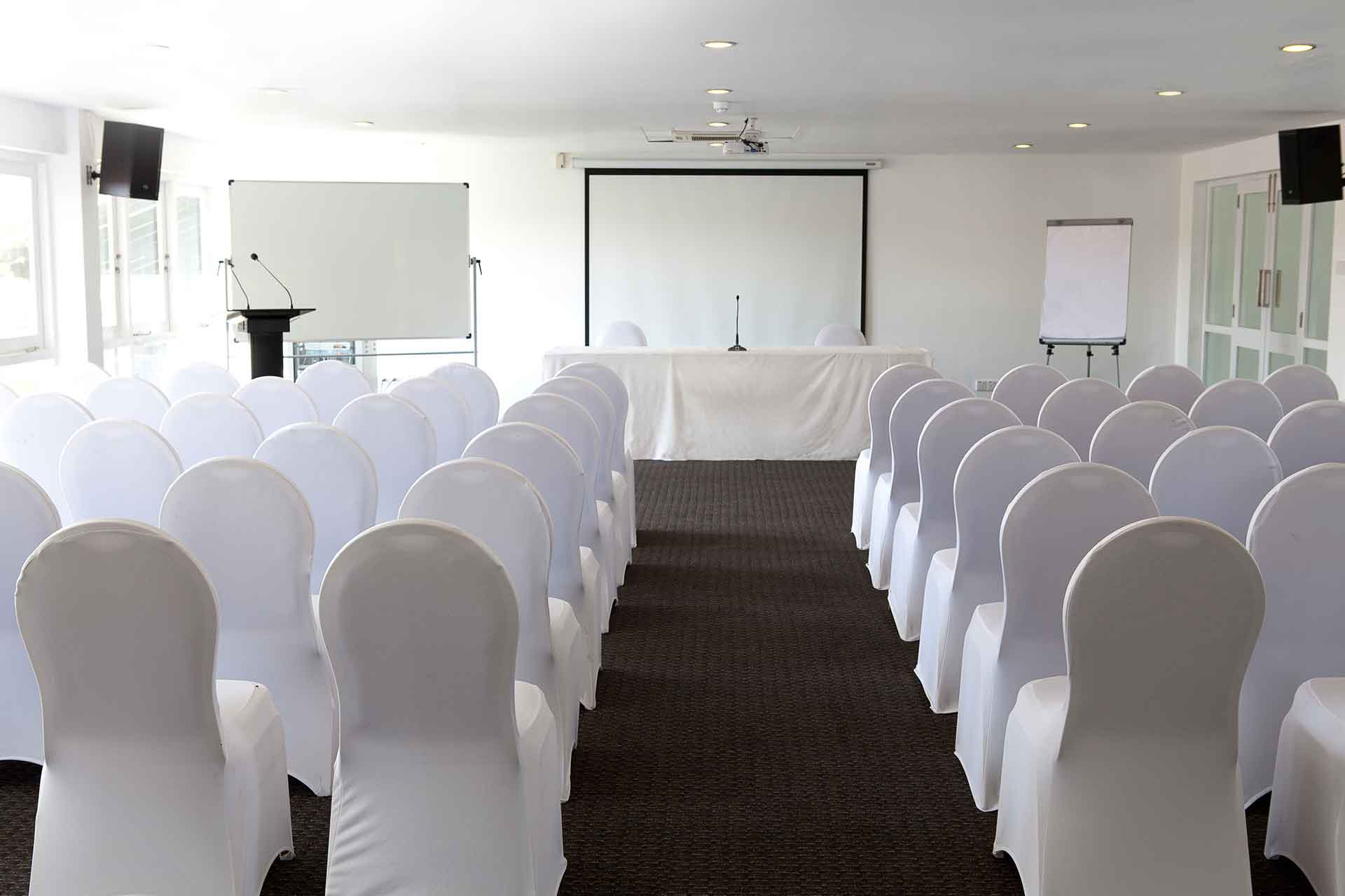 Interior of Conference room of AVANI Bentota