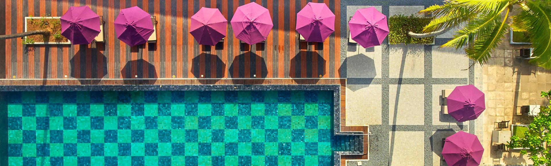 Swimming Pool in Bentota