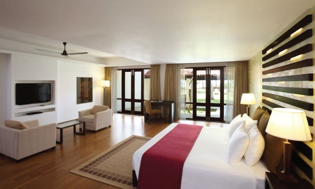 Cozy rooms at a discount with Hotel Package Bentota