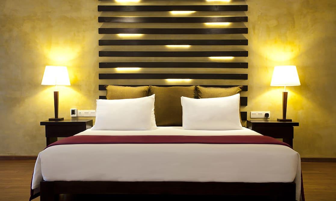 A room at AVANI Bentota Resort