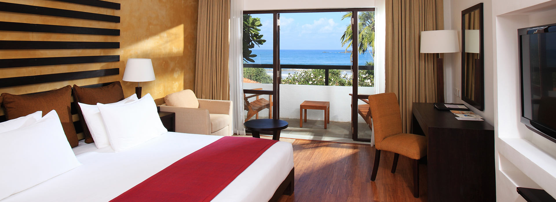 A superior room at AVANI Bentota Resort