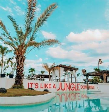 Jungle Bali Pool Club