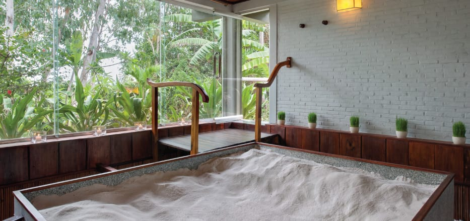 AVANI Quy Nhon Resort Spa sand box