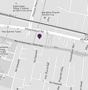 Location of AVANI Atrium Bangkok on a map