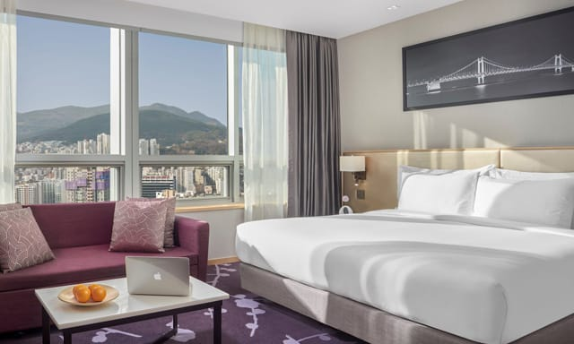 Avani Central Busan Mini Break Offer