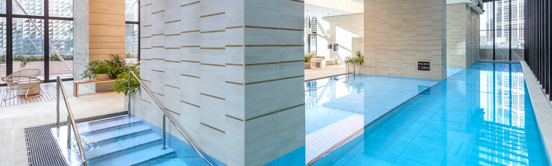 Avani Central Melbourne Pool