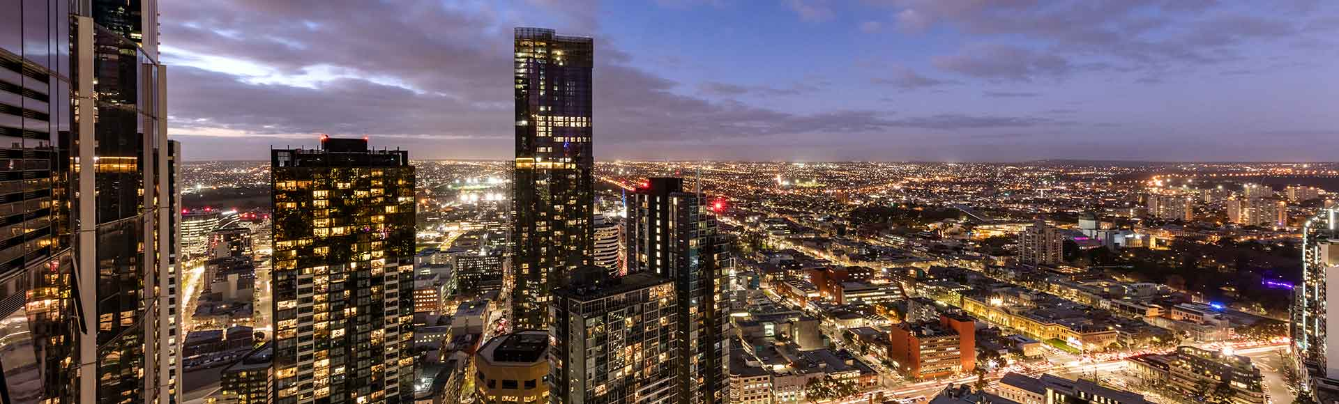 Avani Central Melbourne Room View