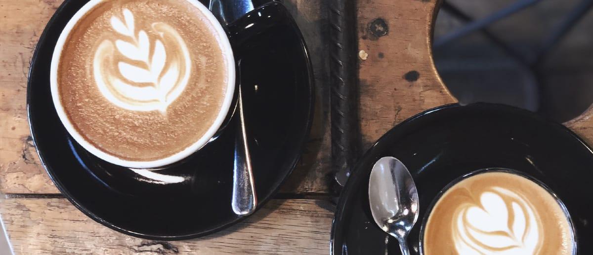 Cafe near AVANI Central Melbourne Residences