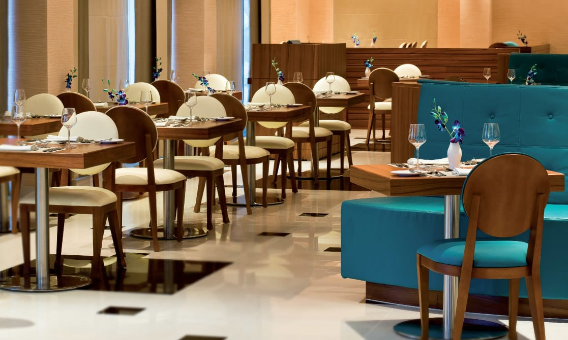Jigsaw restaurant is among Fine Dining Restaurants in Dubai