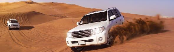 Dessert Safari is among things to do in Deira Dubai