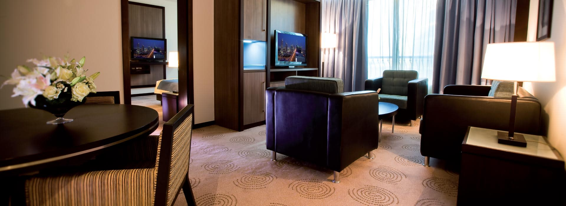 Executive room of a Business Hotel Dubai