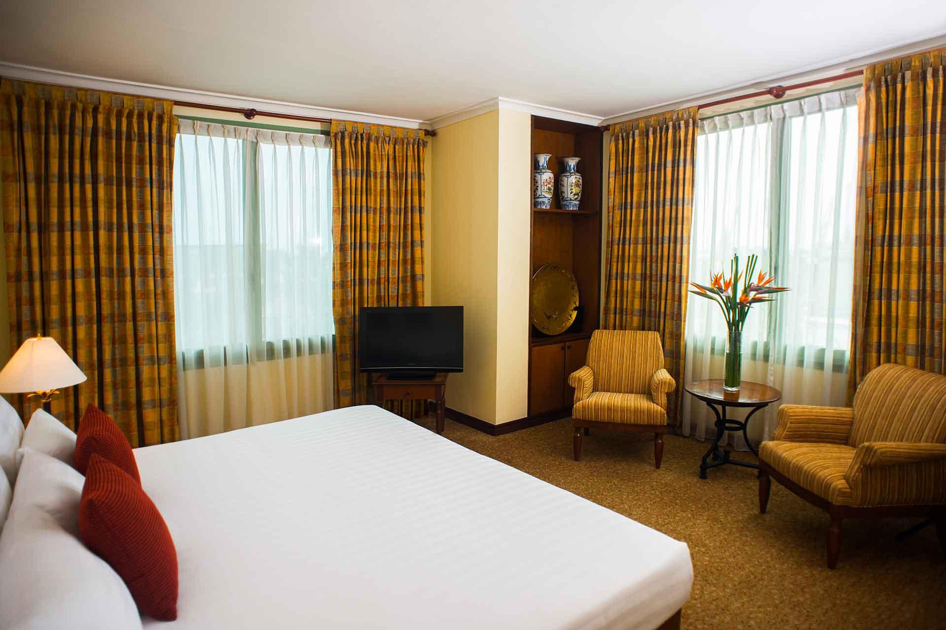 AVANI Hai Phong Harbour view Royal Suite interior