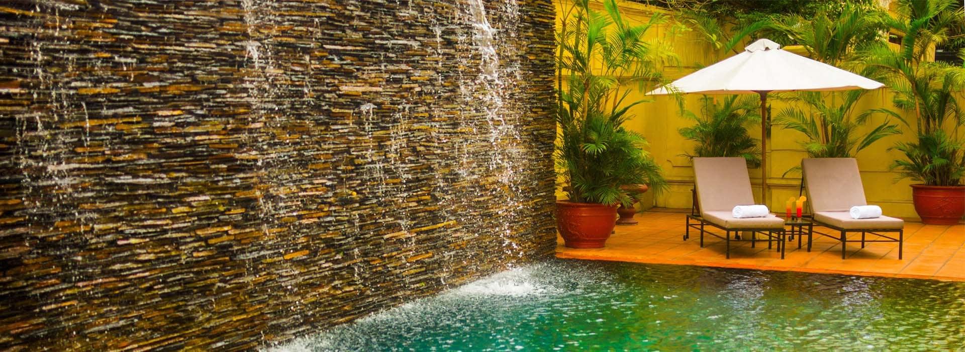 Pool of AVANI Hai Phong Vietnam Best Hotel