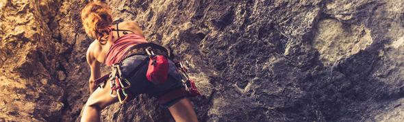 Rock climbing at AVANI Hai Phong Vietnam Best Hotel