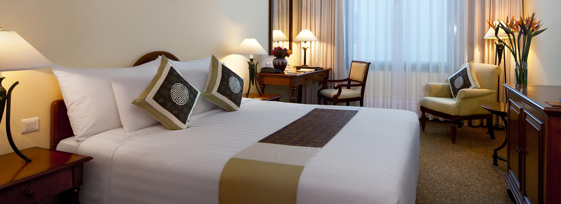 Suites for families at Family Hotels Vietnam