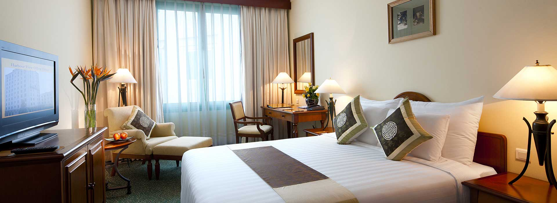 AVANI Hai Phong Harborview, Superior room interior