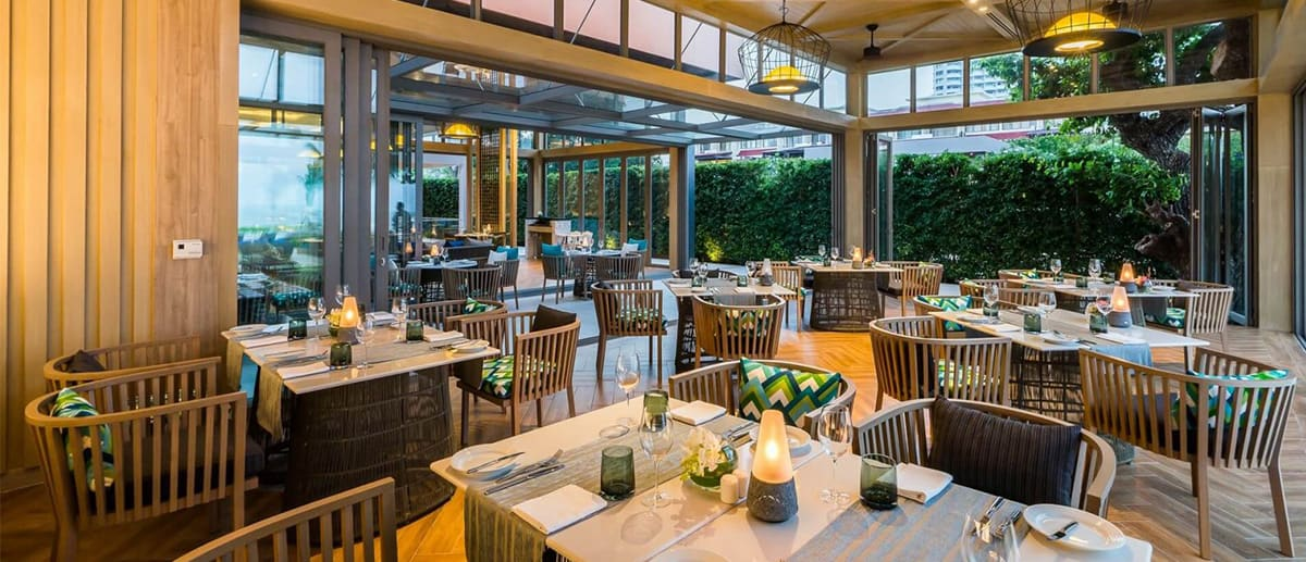 Brezza Restaurant at AVANI Hua Hin Resort & Villas