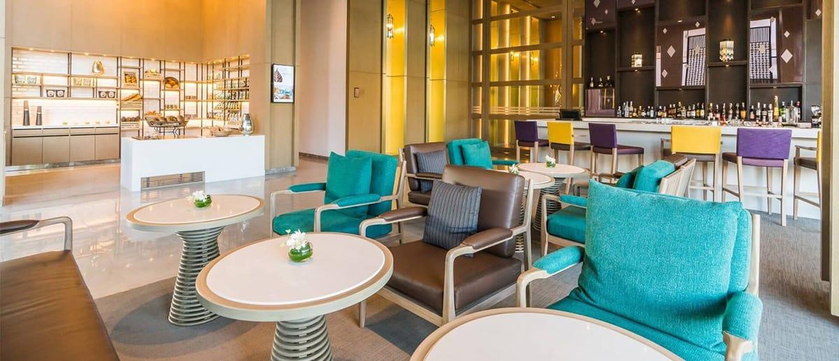AVANI Hua Hin Terrace Bar seating