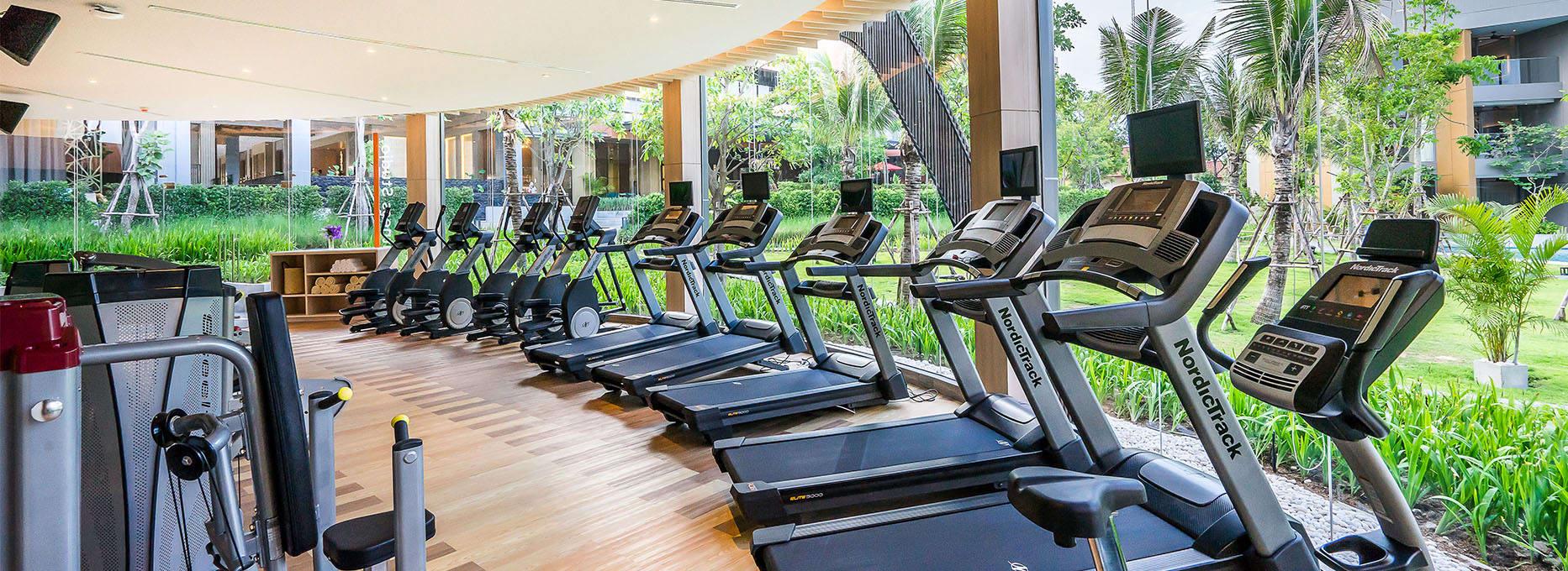 AVANIFIT fitness centre at AVANI Hua Hin