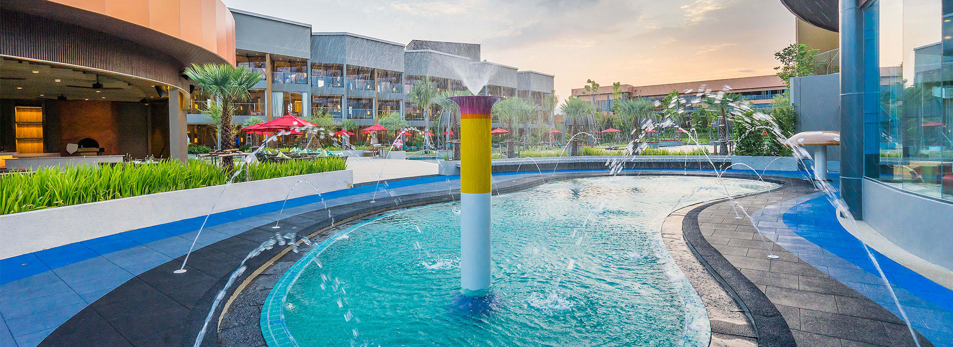 Outdoor kids pool at AVANI Hua Hin