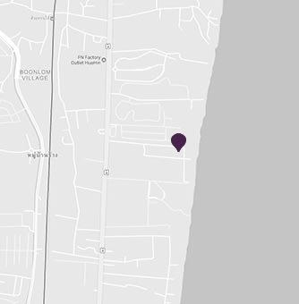 AVANI Hua Hin Resort & Villas - Map
