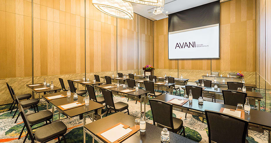 AVANI Hua Hin meeting room