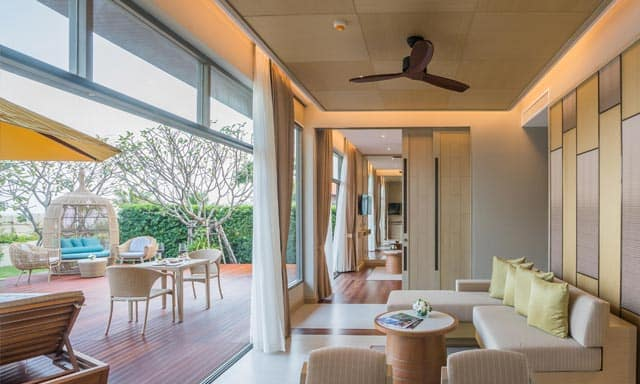 AVANI Hua Hin Sea View Villa living room