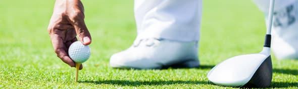 Golfing activities at AVANI Hua Hin