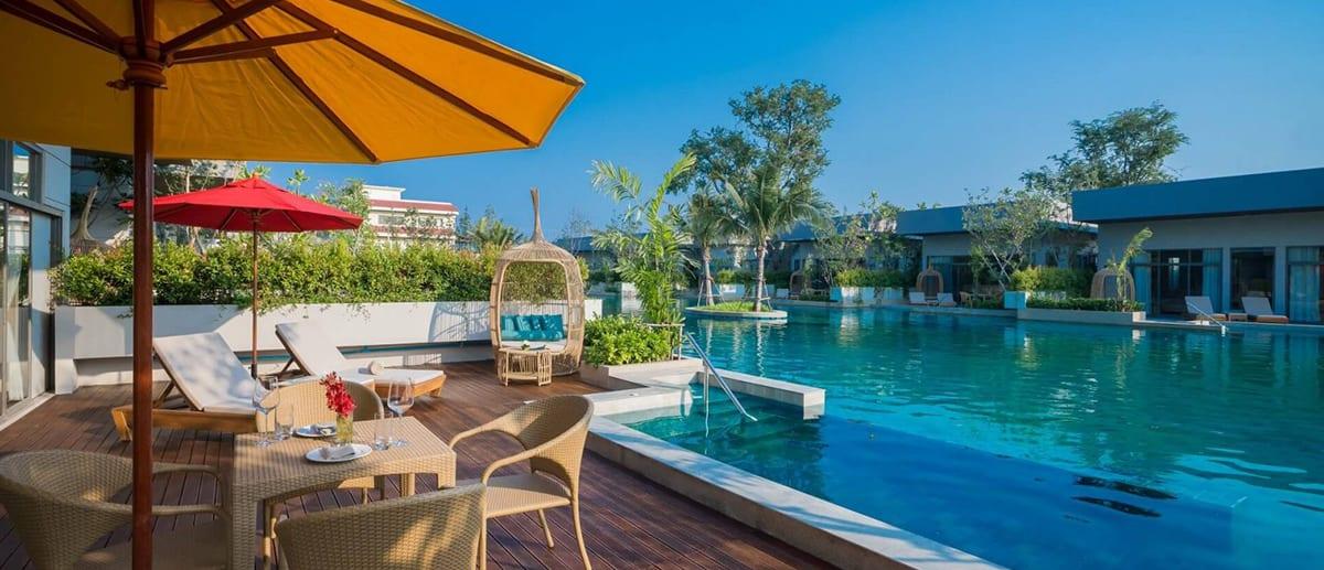 Two Bedroom Lagoon Pool Villa at AVANI Hua Hin