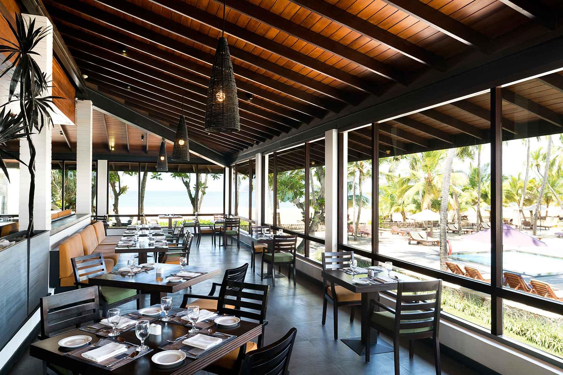 Mangrove restaurant interior