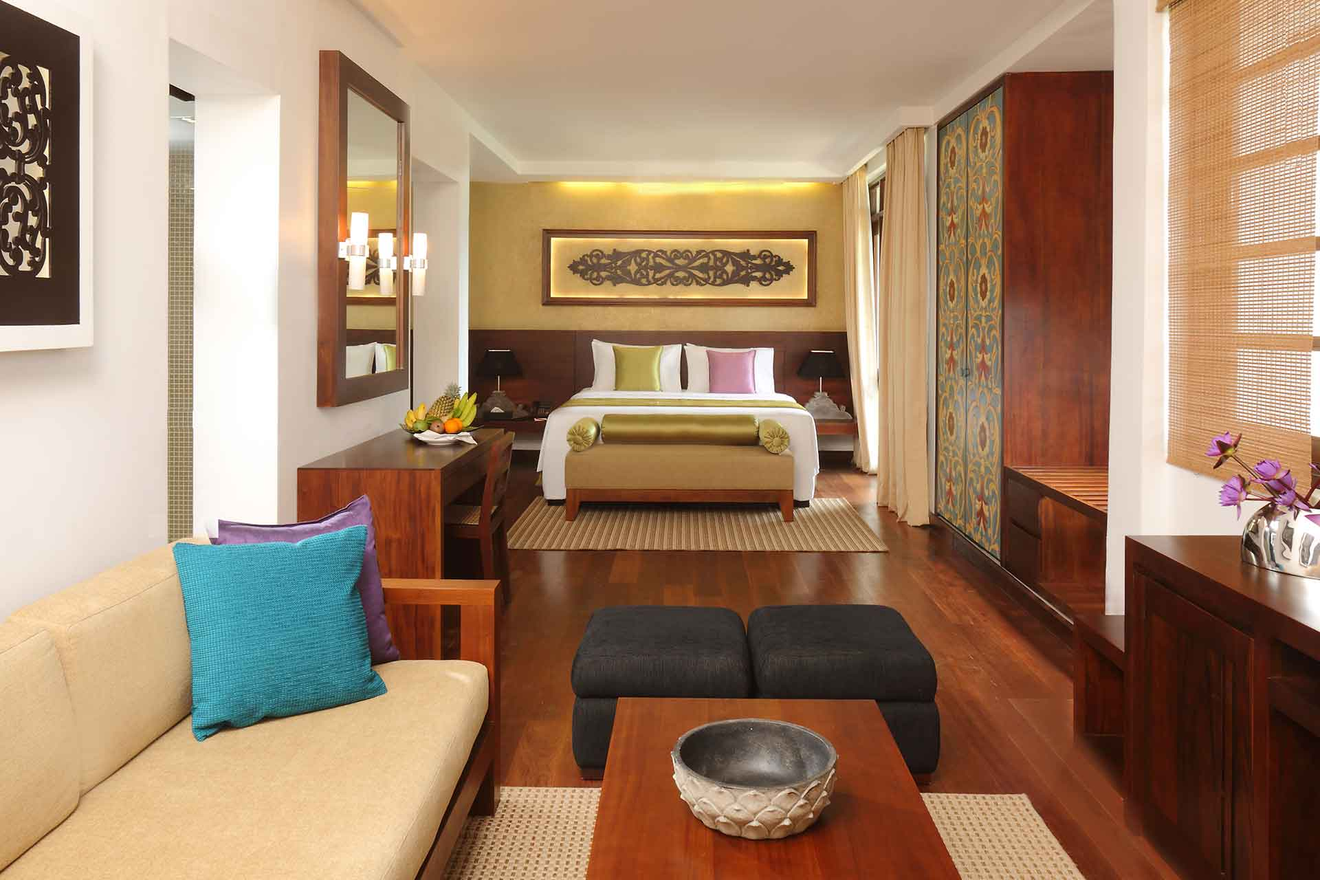 AVANI Kalutara Resort Junior suite interior