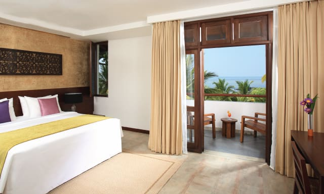 Stay at rooms at a discount from Kalutara Resorts Package