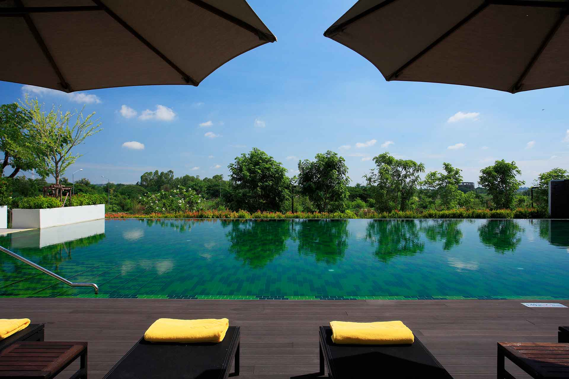 Photo gallery of AVANI Khon Kaen hotel & convention centre, Pool image
