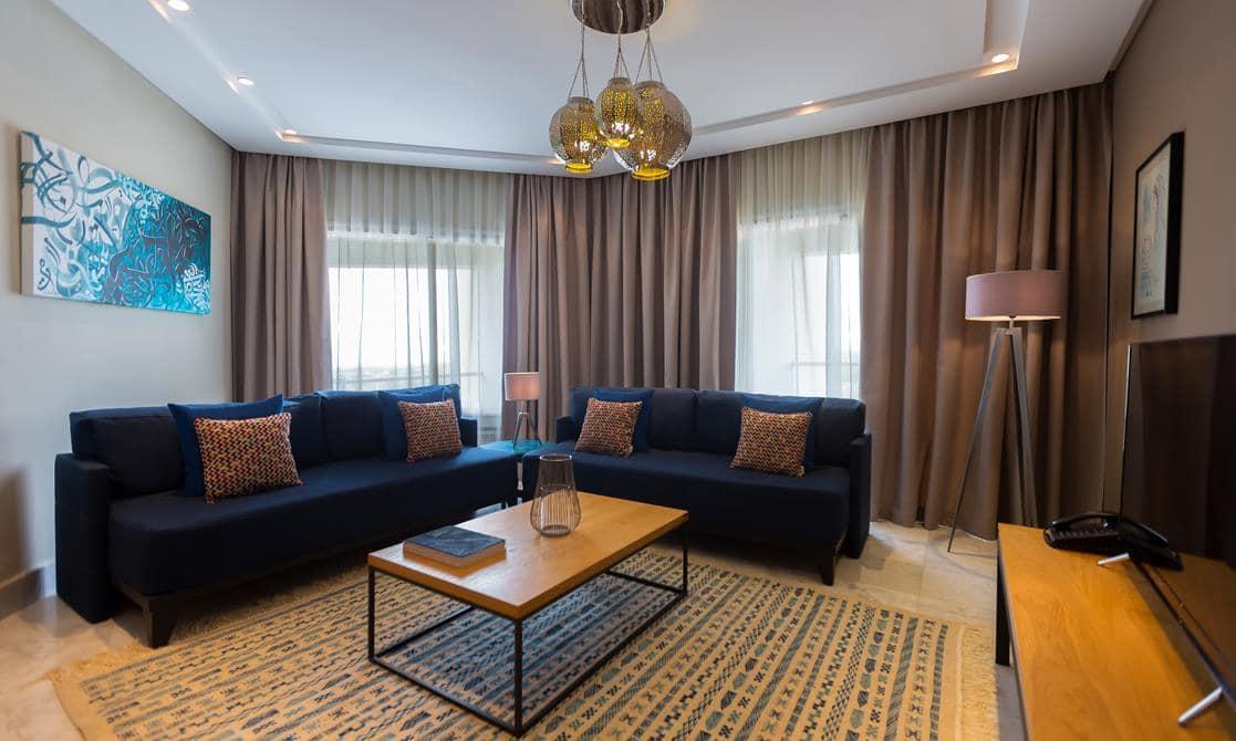 Avani One Bedroom Suite at  Avani Les Berges Du Lac Tunis Suites