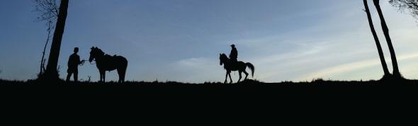 Horse riding at Hotel Maseru Lesotho