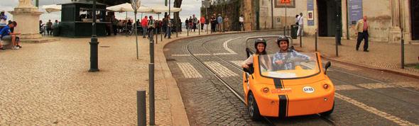 AVANI Avenida Liberdade Lisbon Hotel - Lisbon in a Go-Car