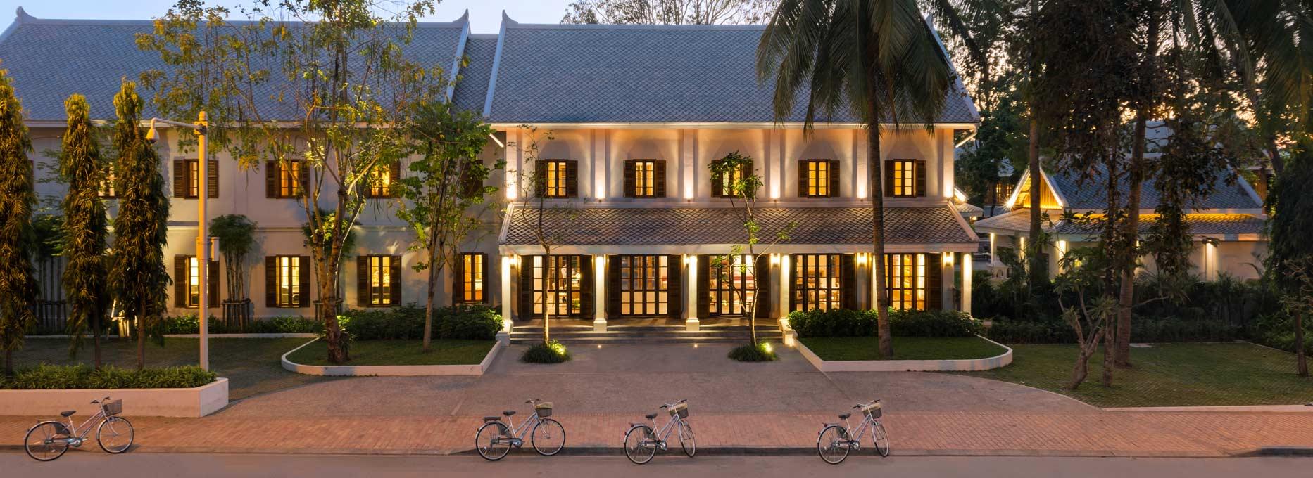AVANI Luang Prabang - Exterior at Night