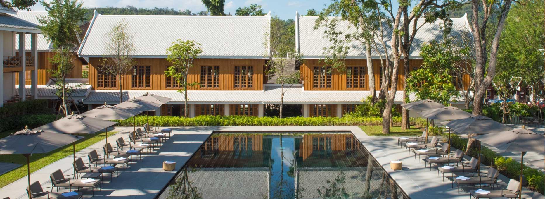 AVANI Luang Prabang - Pool Courtyard