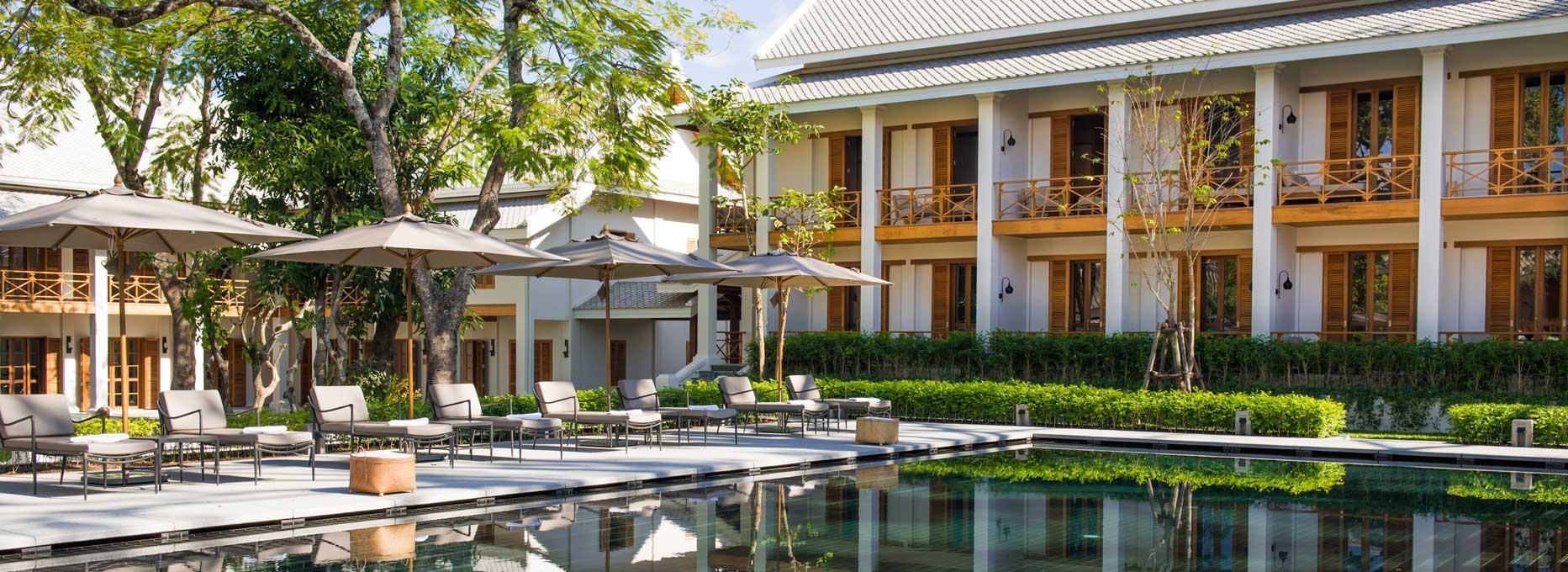 AVANI Luang Prabang - Pool