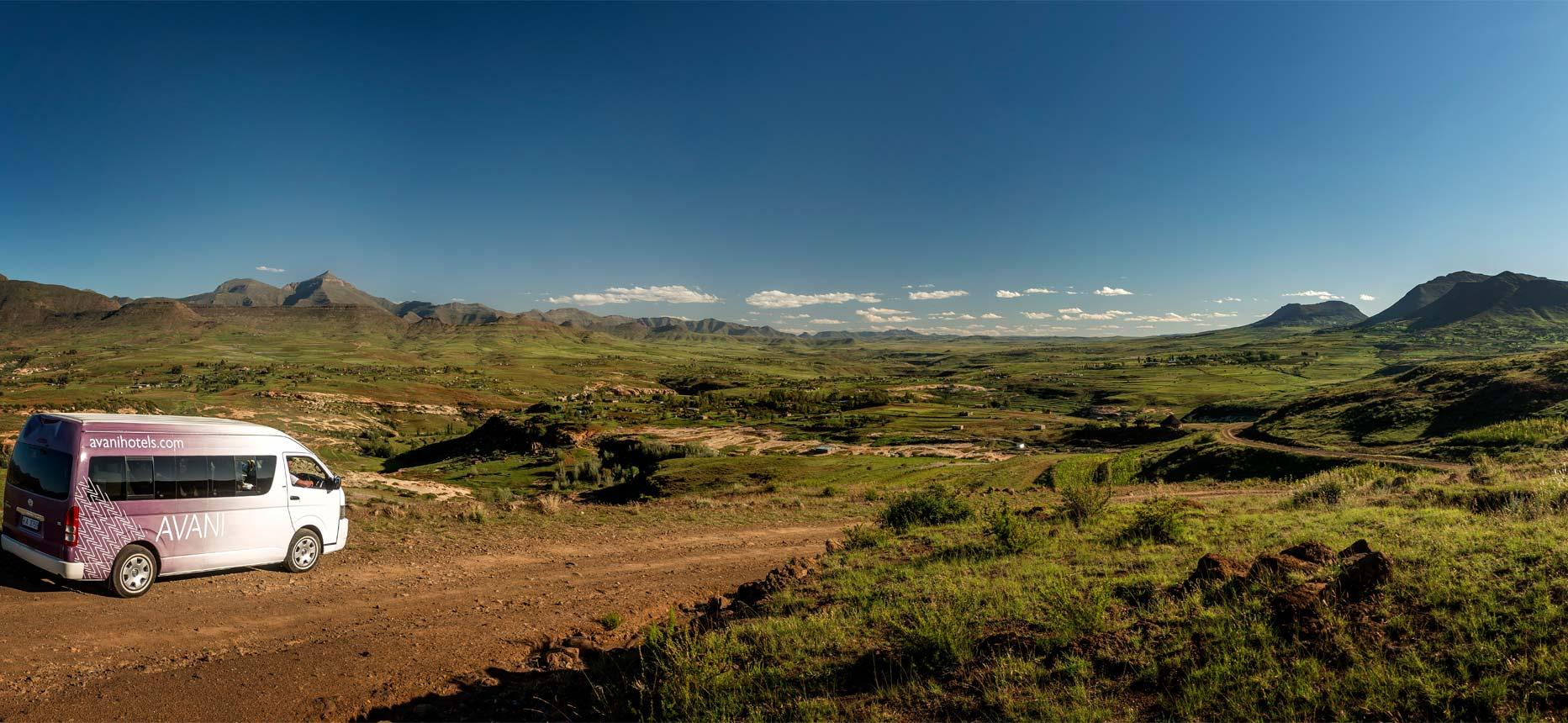 AVANI Maseru Panorama