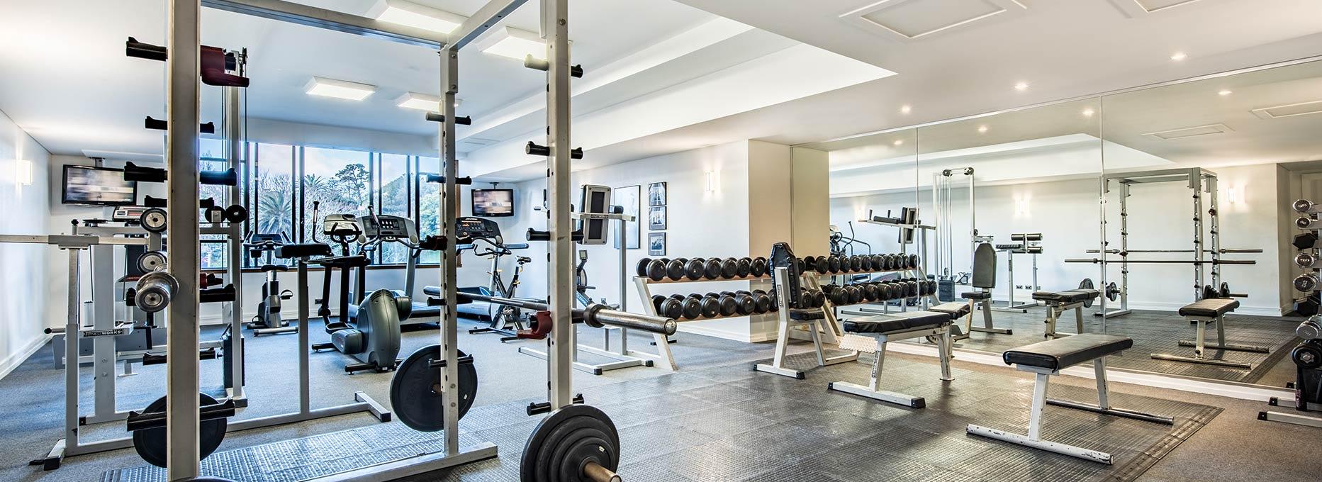 Avani Metropolis Residences Gym